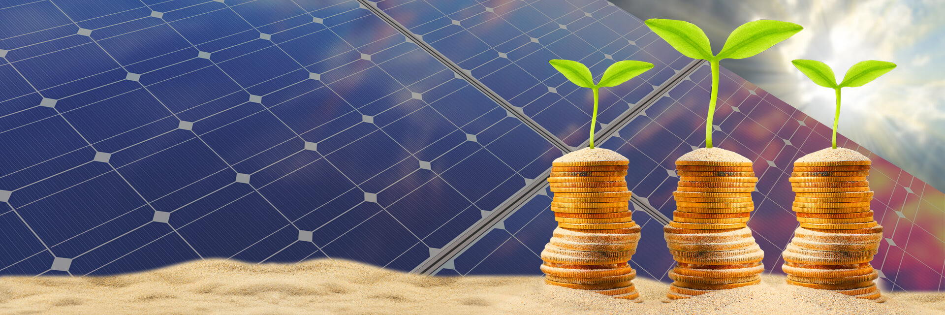Commercial solar panel financing